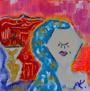 Mujeres soñando, Josefina