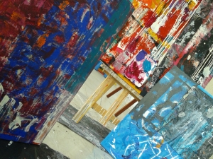 Work in progress 2014